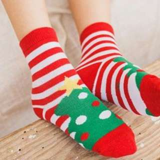 Stockings (4 pairs) 4 to 6 years old