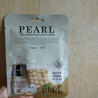 Korean face mask (pearl)