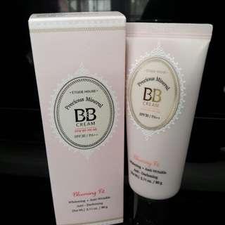 BB Cream Etude Precious Mineral Honey Beige W24