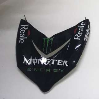SNIPER 150 Y15ZR EXCITER COVERSET FAIRING MONSTER YAMAHA TECH 3 DESIGN