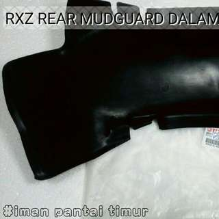 RXZ REAR MUDGUARD DALAM ORIGINAL Rm15