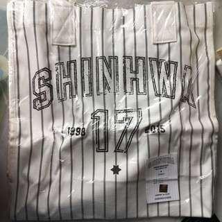 SHINHWA 神話 15週年安可演唱會週邊,布袋