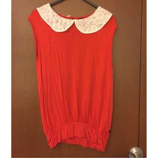 Bayo Red Top
