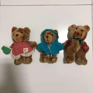 MacDonald three bears