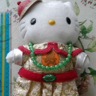 Rare limited edition Hello Kitty chinese new year