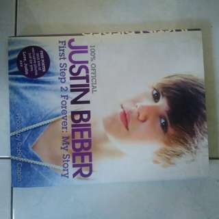 100% Official Justin Bieber (FS2F) First Step 2 Forever: My Story