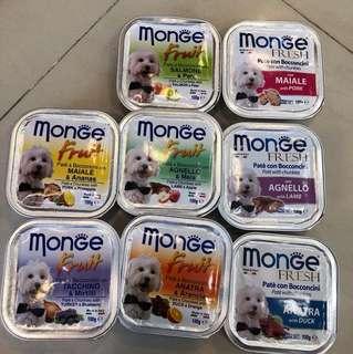 MONGE (Fruits / Fresh) 10+1 Promo!