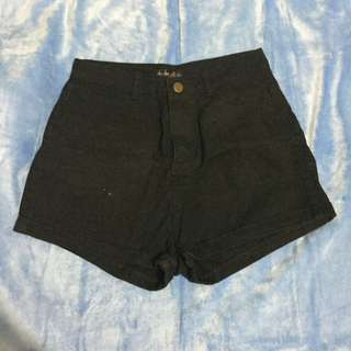 Chicabooti Highwaist shorts