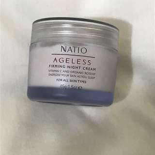 NATIO Firming Night Cream