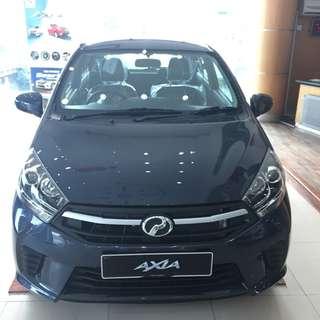 BRAND NEW Perodua AXIA 1.0 Auto G SPEC