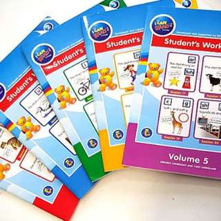 I Can Read - Student workbook