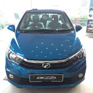 BRAND NEW Perodua BEZZA 1.0 Auto G SPEC