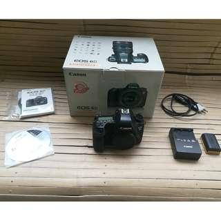 Canon Eos 6d DLSR Camera