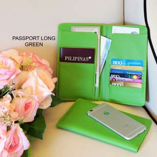Passport Long Wallet