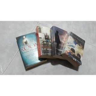 Books made to Movies Set