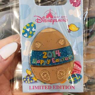Hkdl 2014 easter duffy le pin 一個