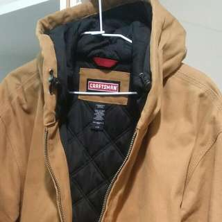 🚚 Craftsman 美國 頂級古著 工作服厚版外套 #carharrt