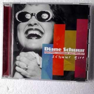 CD: Diane Schuur