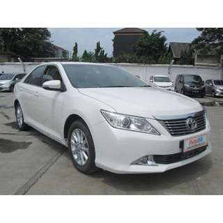 Camry G 2.5 Matic 2013