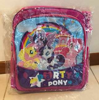 My little Pony Back Pack