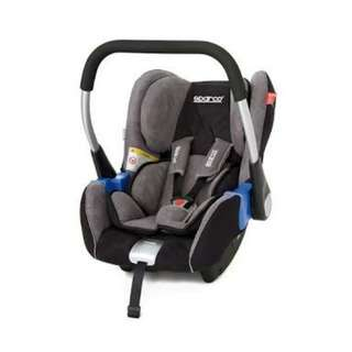 Carseat Sparco NB