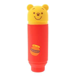 Japan Disneystore Disney Store Winnie the Pooh Pencil Case Pen Stand