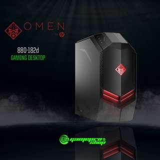 Omen 880-182d Gaming Desktop (GTX1060 6GB GDDR5)