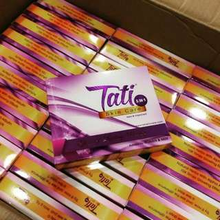 *Restocked* Tati Trial Set 5 in 1