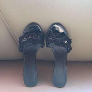 Chanel Heels Size 6
