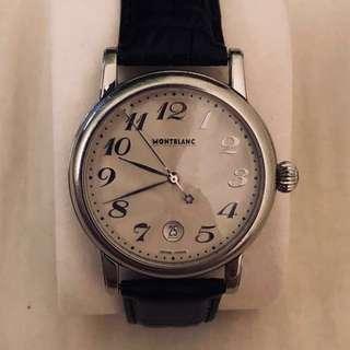 (Price Reduced) MontBlanc Meisterstuck Quartz Watch 7072