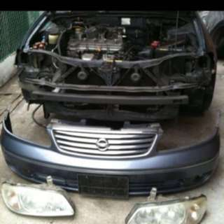 Any Parts Related To 2004 To 2007 Nissan Sunny. Call For Price