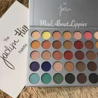 THE JACLYN MORPHE PALETTE