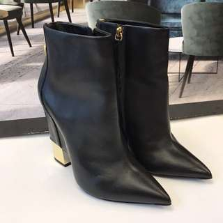 Giuseppe Zanotti Design Leather Ankle Boot