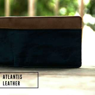 Dompet ground leather