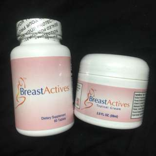 Onhand BREAST ACTIVES - Breast Enhancement System