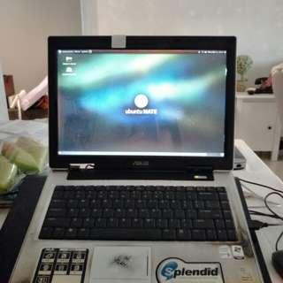 Asus A8F laptop