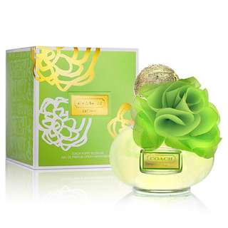 COACH POPPY CITRINE BLOSSOM EDP FOR WOMEN (100ml)