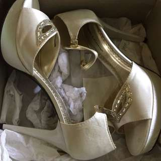 Heels, Prom or Gown Shoes