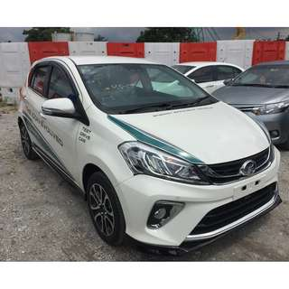 NEW Perodua MYVI 1.3 / 1.3 X / 1.5 H / 1.5 ADVANCE