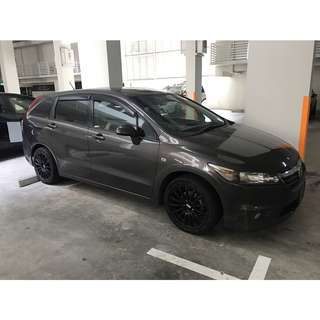 HONDA STREAM RENT UBER GRAB