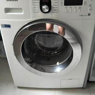 Samsung 7kg FrontLoad Washing Machine