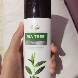 Toner Tea Tree