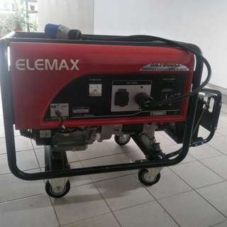 Elemax Generator