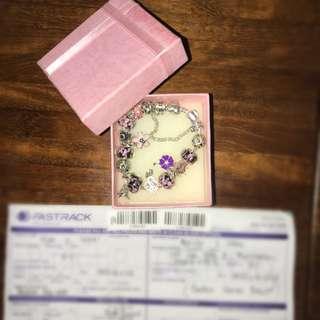 Thanks Sis Maricar! Pandora charm Bracelet Sold