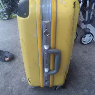 luggage bag hard case
