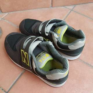 NB shoes for boy