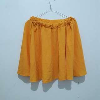Rok Polos Orange