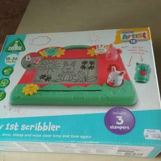 ELC My first scribbler