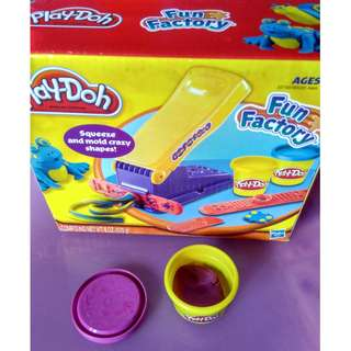 Playdoh set. Good condition. Clean.