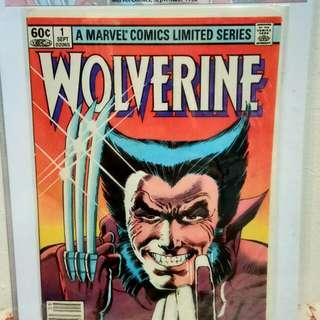 Wolverine (4-part limited series)